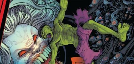 [Preview VO] King in Black : Immortal Hulk #1