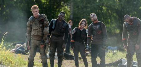 The Walking Dead : un spin-off humoristique en préparation
