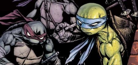 Commencer les comics : Tortues Ninja