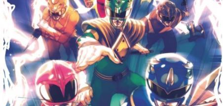 HiComics ne reprendra pas les Power Rangers de Glénat