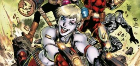 [Review VF] Suicide Squad Renégats Tome 1 : Hécatombe