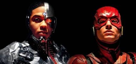Ray Fisher ne sera pas dans le film The Flash