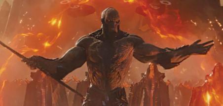 Snyder Cut : Nouveaux aperçus de Darkseid et Steppenwolf