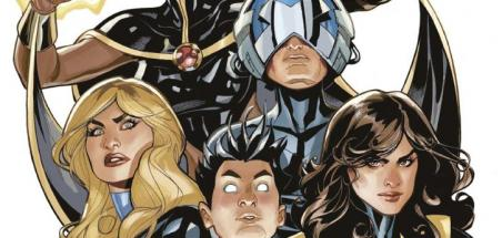 [Review VF] X-Men + Fantastic Four 4X