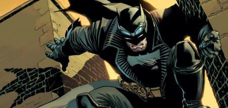 Taylor et Kubert envoient Batman en Europe