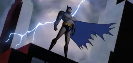 Une suite à Batman : La série animée sur HBO Max !