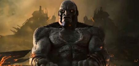 Snyder Cut : Un aperçu de Darkseid en armure