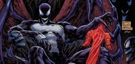 Fin du Venom de Donny Cates et Ryan Stegman en avril