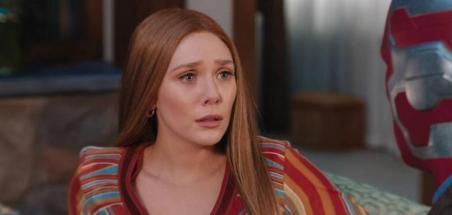 WandaVision : Elizabeth Olsen annonce du changement dès l'épisode 4