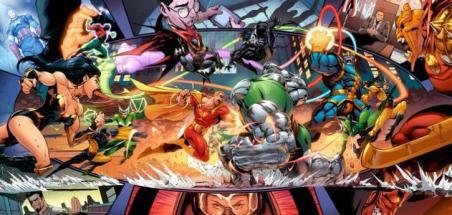 Le projet Heroes Reborn dévoilé par Marvel