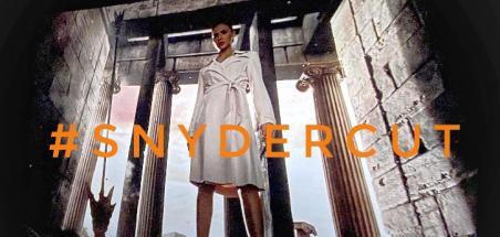 Nouvelle photo de Gal Gadot pour la Snyder Cut