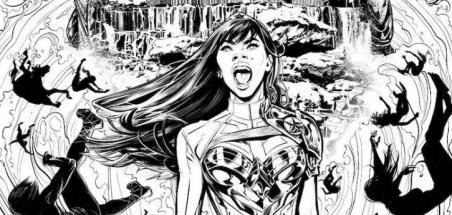 Premier aperçu de Wonder Girl avec Yara Flor