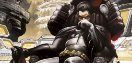 [Review VF] Batman Mythology : La Batcave