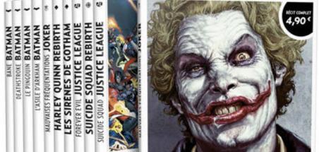 La nouvelle sélection Urban Comics à 4,90€ pour cet été