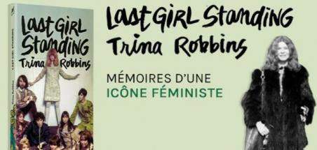 Les mémoires de Trina Robbins en financement participatif par Bliss Comics