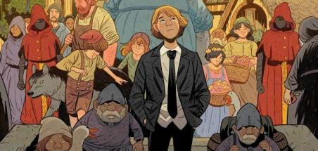 [Review VF] Folklords Tome 1