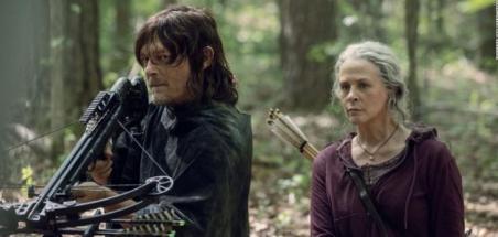 Le tournage de la dernière saison de Walking Dead a débuté