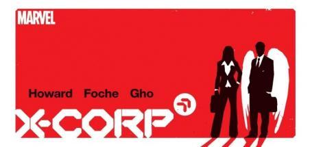 X-Corp arrive en mai chez Marvel