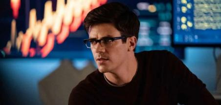 The Flash : photos du début de la saison 7