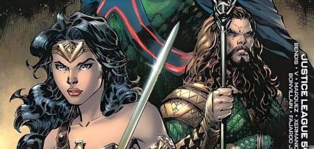 Des couvertures variantes Snyder Cut pour Justice League
