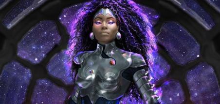Titans dévoile le costume de Blackfire