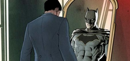 Batman Mythology Tome 3 se focalisera sur Bruce Wayne