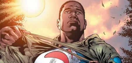 Warner Bros. envisagerait un Superman noir pour son reboot