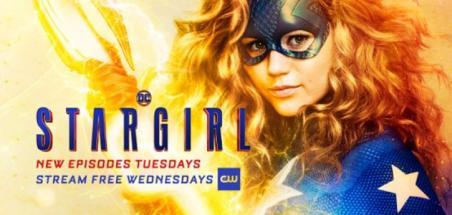 Nouveau teaser pour la saison 2 de Stargirl