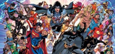 DC Infinite Frontier devient un event pour l'été