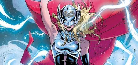 Thor 4 : Une vidéo de Natalie Portman en pleine transformation ?