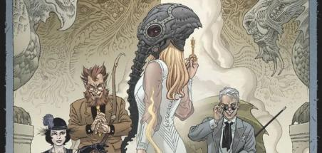 [Preview VO] Locke & Key / The Sandman Universe: Hell & Gone #1