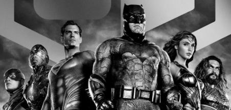 La version noir et blanc de la Snyder Cut sera disponible sur HBO Max