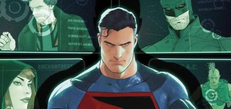 Grant Morrison sur Superman & The Authority