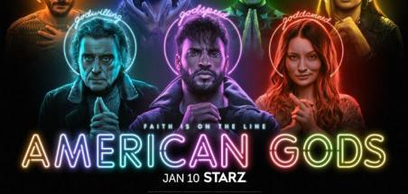 American Gods annulée après 3 saisons