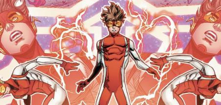 Bart Allen arrive enfin dans la série The Flash