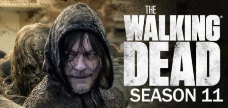 AMC dévoile la date de la saison 11 de The Walking Dead