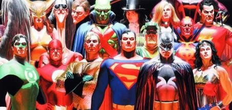Commencer les comics : Justice League