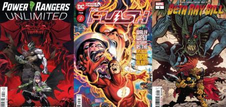 [Zap' MDCU] Sorties du 31/03/2021: The Flash