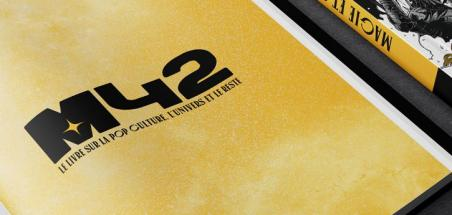 Lenno lance son projet de livre M42