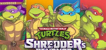 Un gameplay trailer pour Teenage Mutant Ninja Turtles: Shredder's Revenge