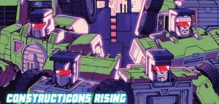 [Review VF] Transformers Galaxies : Constructions rising