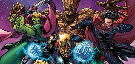 [Zap' MDCU] Sorties du 14/04/2021: Guardians of the Galaxy