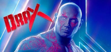Dave Bautista veut des séries Gardiens de la Galaxie mais ne veut pas y jouer Drax