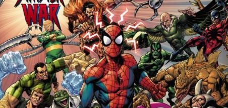 Sinister War va secouer la franchise Spider-Man cet été