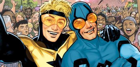Une mini-série pour le duo Booster Gold et Blue Beetle