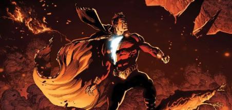 Une nouvelle série Shazam! pour Billy Batson