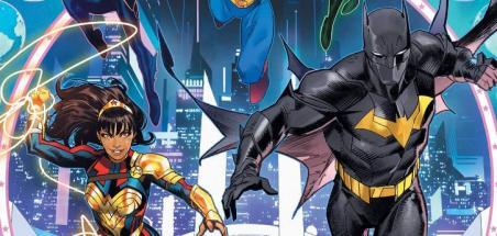 Urban Comics annonce la publication de Future State