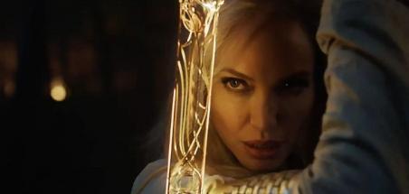 Les premières images du film Eternals !