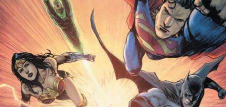 [Preview VO] Justice League Last Ride #1