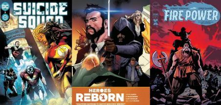 [Zap' MDCU] Sorties du 05/05/2021: Heroes Reborn